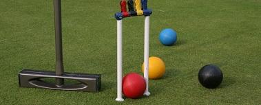modern croquet equipment
